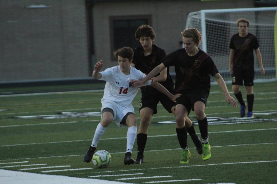 Boy's Soccer vs. Stratford (6-1)
