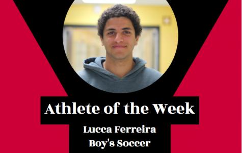 Week 16: Lucca Ferreira, Boy's Soccer