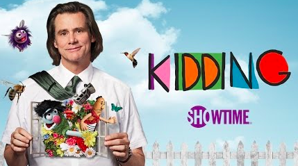 The showtime TV series 'Kidding