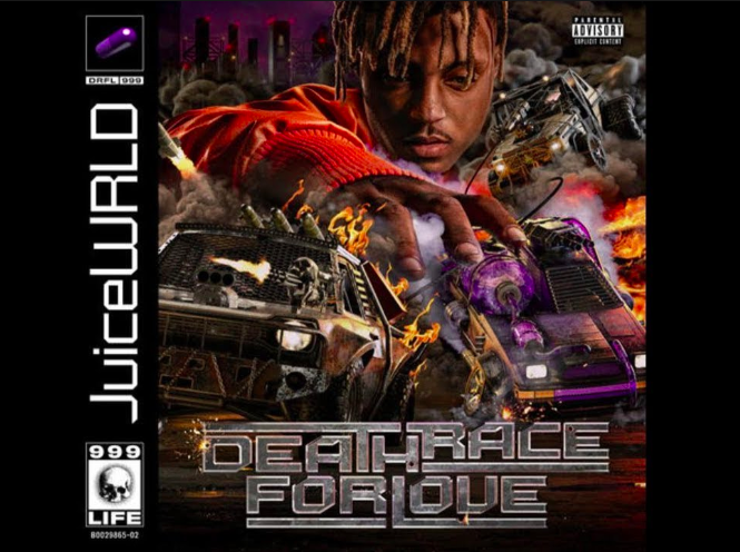 Death Race For Love Is A Album Featuring Well Created Rap Tribal
