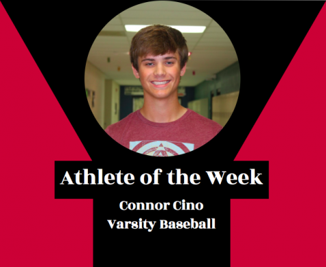 Week 17: Connor Cino, Varsity Baseball