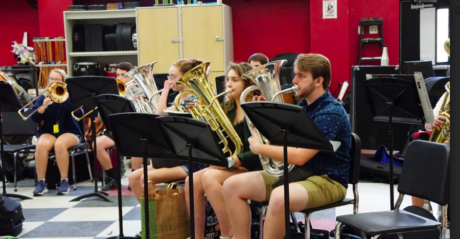 Symphonic Band selected to participate in the Midwest Band and Orchestra Clinic
