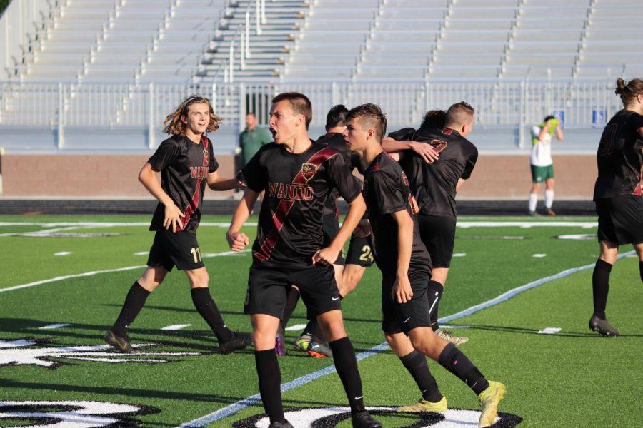 Wando Boy's Varsity Soccer wins State Championship