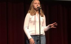 'Poetry Out Loud' competition results