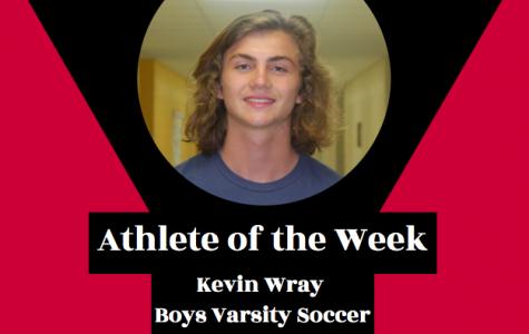 Week 20: Kevin Wray, Varsity Boy's Soccer