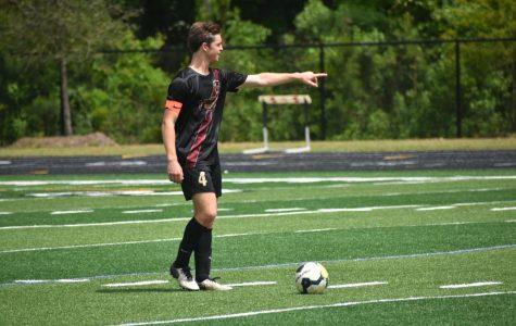 Varsity boy's soccer advances to the semi-finals
