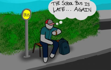 Bus problems need to stop