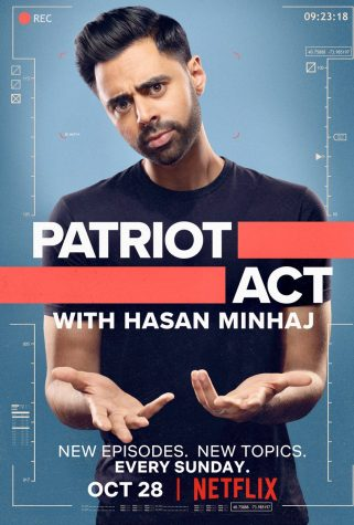 Patriot Act emerges as the perfect comedy news show