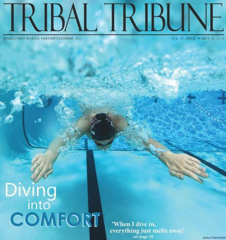 Tribal Tribune: Vol. 45 Issue 1