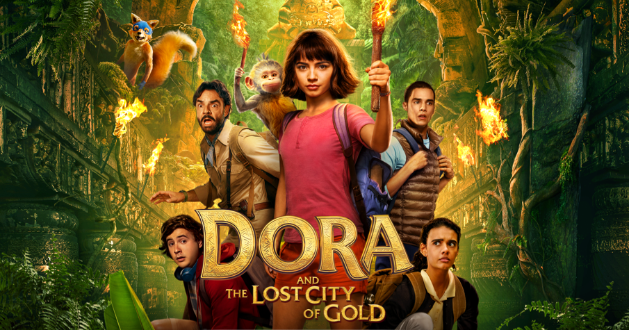 "Tribal Tribune | ""Dora and the Lost City of Gold"" disappoints"