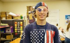 Spirit week: Home of The Brave