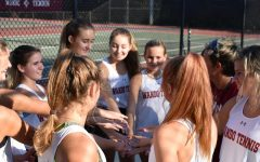 Girls tennis defeats West Ashley 5-1