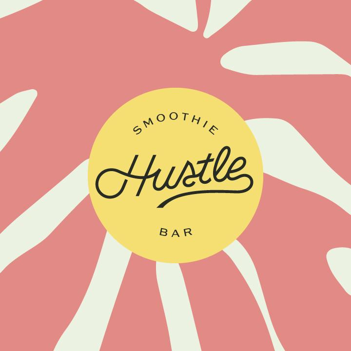 HUSTLE Smoothie Bar...The newest healthy lifestyle