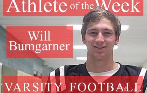 Week 1: Will Bumgarner varsity football
