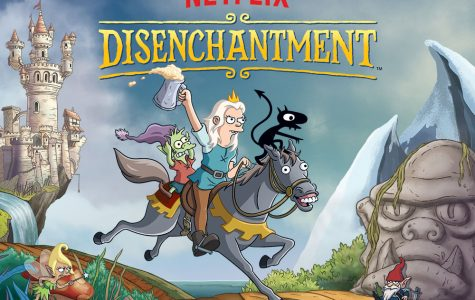 """Disenchantment"" brings new form to the animated sitcom"