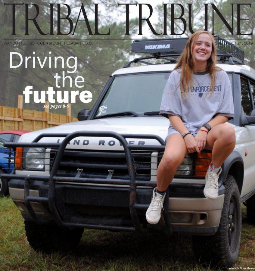 Tribal Tribune: Vol. 45 Issue 2