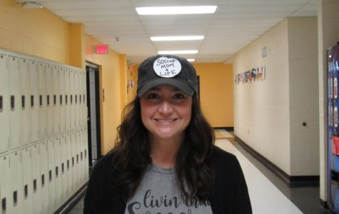 Erin Lowry awarded Teacher of The Month for September 2019