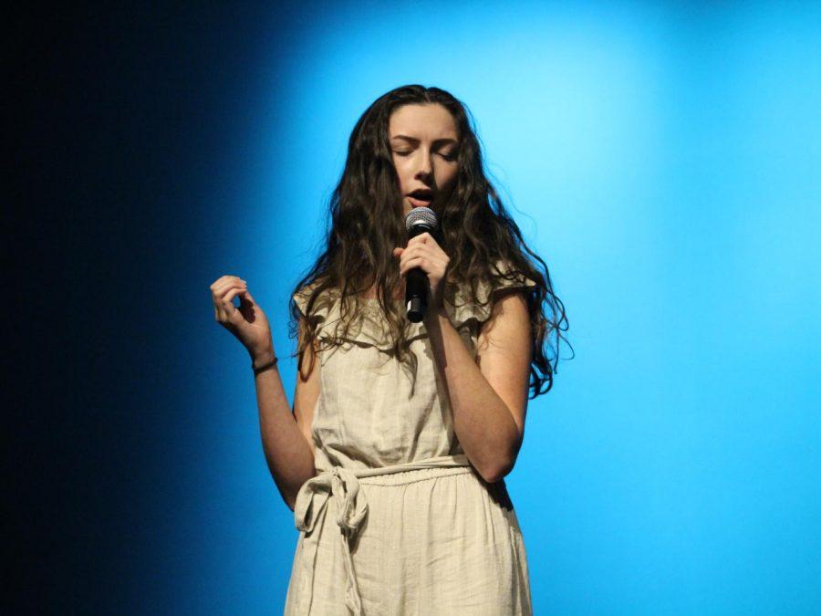 Talent showcased at Wando through student council-run talent show