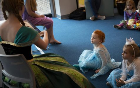 Storytelling Club tells stories at library