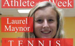 Week 3: Laurel Maynor tennis