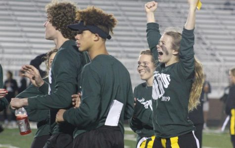 The Troublemaker's take first place in Powderpuff Dec. 5