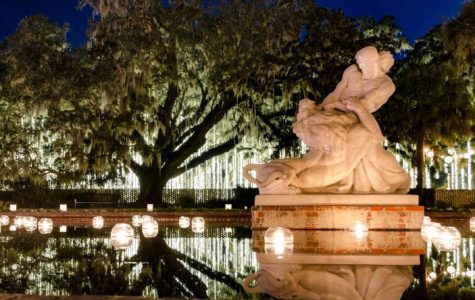Brookgreen Gardens serves as a serene escape from reality