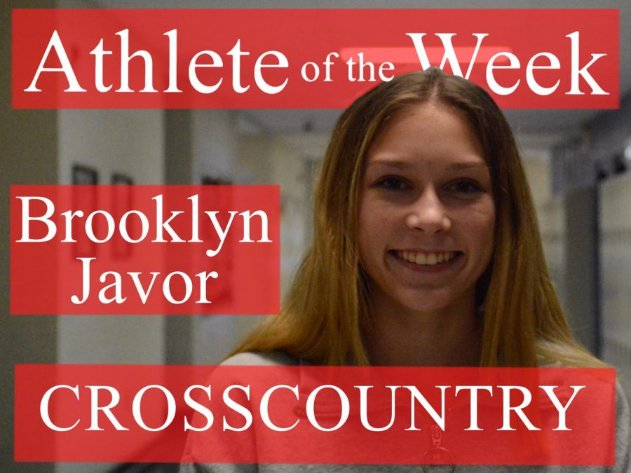 Week 4: Brooklyn Javor cross country