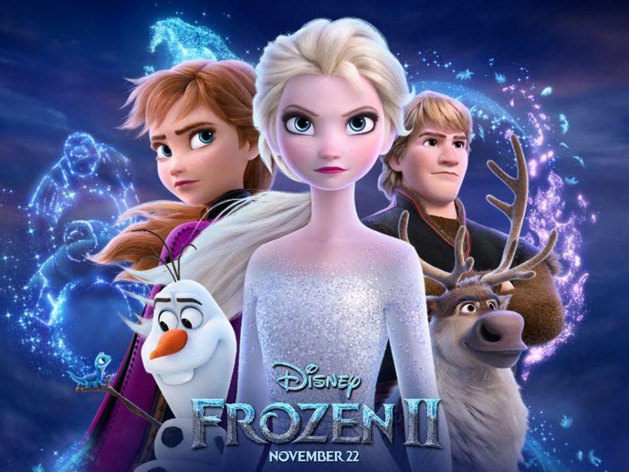Frozen II the older, more mature sibling to Frozen