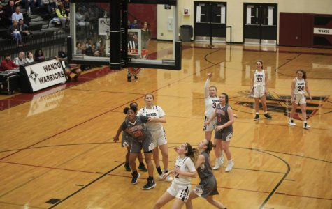 Lady Warriors defeat Stratford 75-21