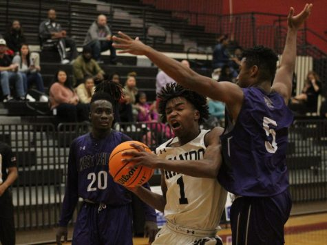 Boys basketball defeated by Fort Dorchester