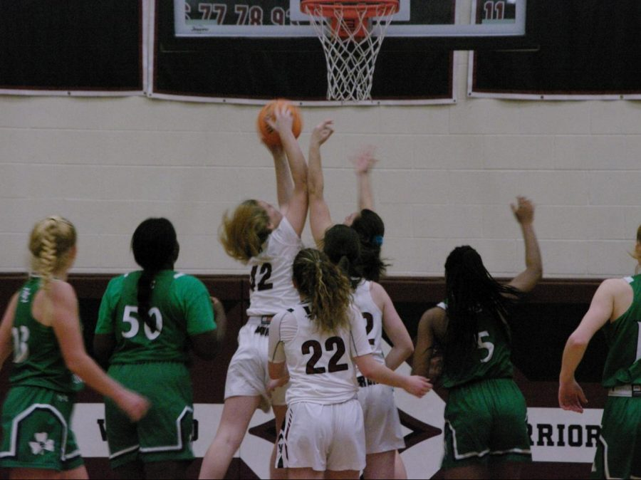 Lady Warriors prevails against Bishop England