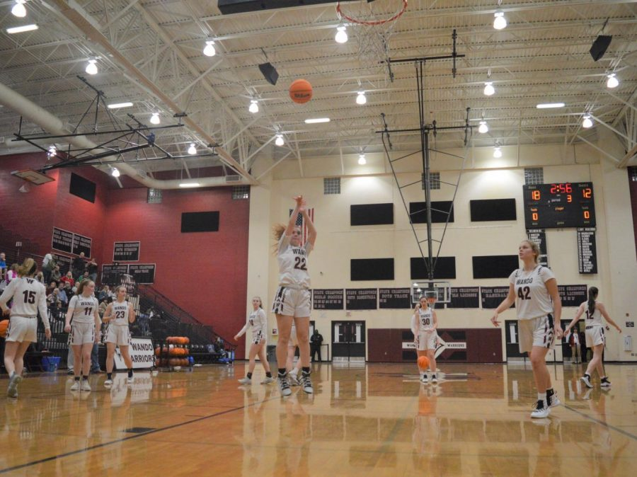 Lady warriors defeat Berkeley in homecoming game