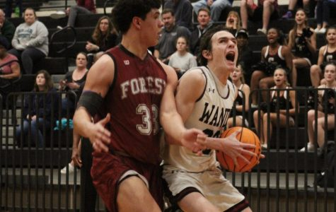 Wando boys basketball defeated by Carolina Forest