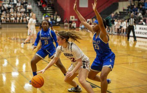 Lady Warriors basketball season draws to a close