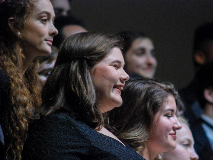 Wando Show Choir and Bella Voce perform in Concerto Speciale Feb. 18