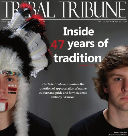 Tribal Tribune: Vol. 45 Issue 5