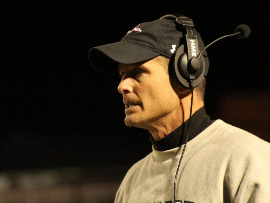 Former head football coach Jimmy Noonan moving to Georgetown High School