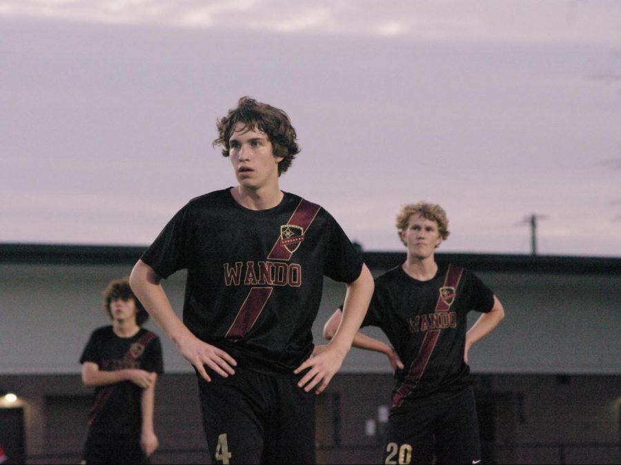Boys varsity soccer defeats Summerville