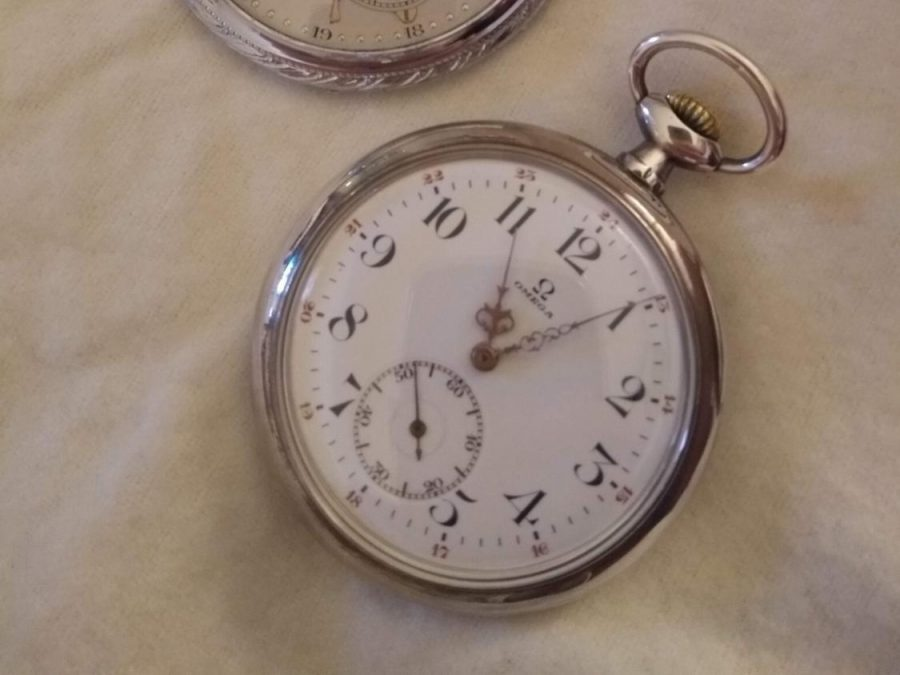 Fascination found in watches