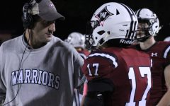 Rocco Adrian takes over as head football coach