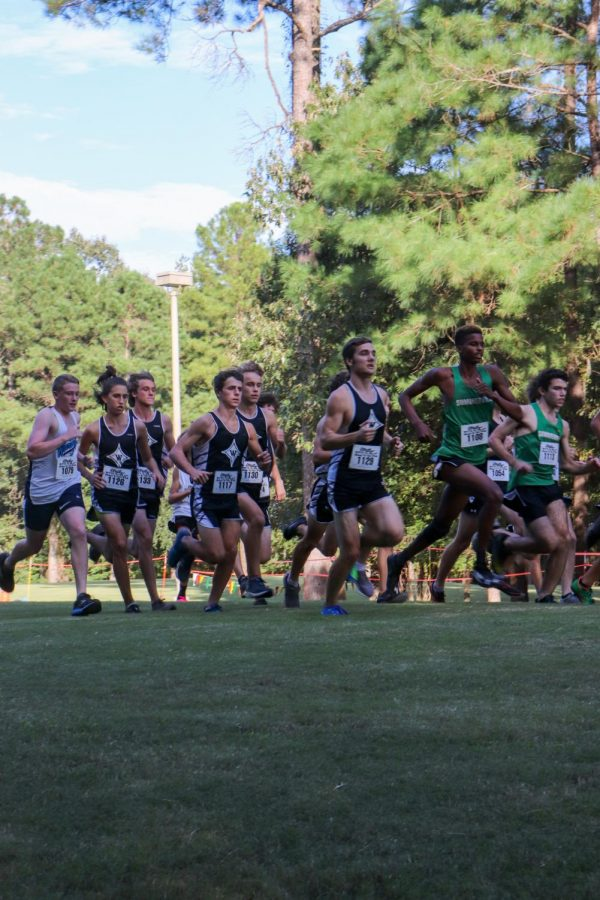 Gallery: Boys win first place and girls win third in co-ed varsity cross-country