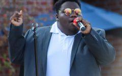 Femi Akinjobi crushing his performance of