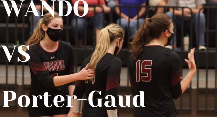 Wando varsity volleyball vs. Porter Gaud Video