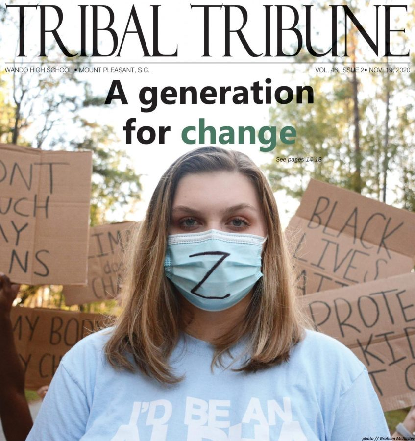 Tribal Tribune Volume 46 Issue 2