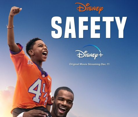 """Safety"" is a washed out take on the college football dream"