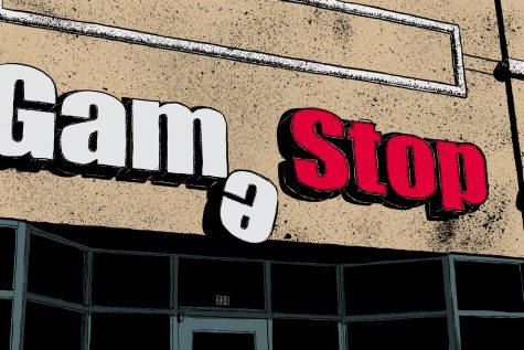 The GameStop stock explosion