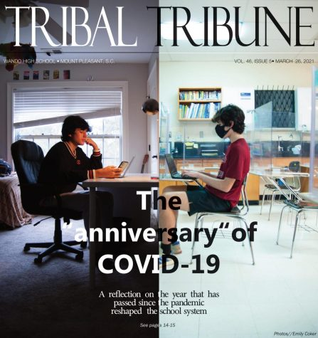 Tribal Tribune Volume 46 Issue 5
